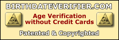 Age Verification and Adult Verification